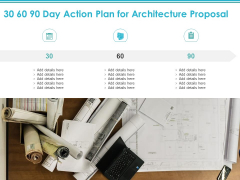 30 60 90 Day Action Plan For Architecture Proposal Ppt PowerPoint Presentation Show Styles