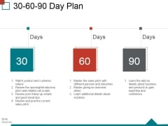 30 60 90 Day Plan Ppt PowerPoint Presentation Layouts Themes