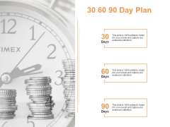 30 60 90 Day Plan Ppt PowerPoint Presentation Portfolio Templates