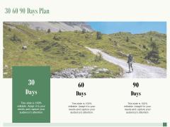 30 60 90 Days Plan Management Ppt PowerPoint Presentation Ideas Display