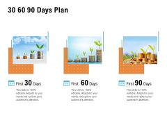 30 60 90 Days Plan Management Ppt PowerPoint Presentation Infographic Template Templates