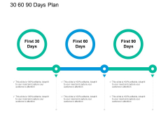 30 60 90 Days Plan Management Ppt PowerPoint Presentation Layouts Good