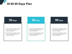 30 60 90 Days Plan Management Ppt PowerPoint Presentation Show Gridlines