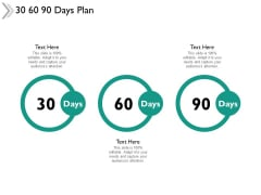30 60 90 Days Plan Management Ppt Powerpoint Presentation Slides Topics