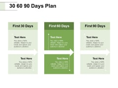 30 60 90 Days Plan Management Ppt PowerPoint Presentation Styles Demonstration