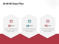 30 60 90 Days Plan Marketing Ppt PowerPoint Presentation Model Graphic Tips