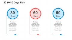 30 60 90 Days Plan Pictures PDF