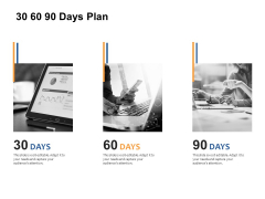 30 60 90 Days Plan Ppt PowerPoint Presentation Icon Design Inspiration