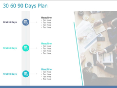 30 60 90 Days Plan Ppt PowerPoint Presentation Icon Good