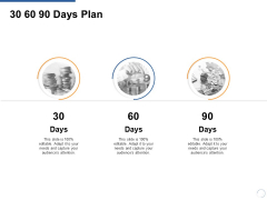30 60 90 Days Plan Ppt PowerPoint Presentation Ideas Background Images