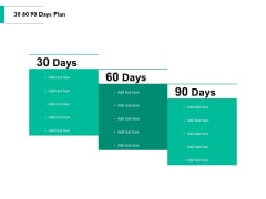 30 60 90 Days Plan Ppt PowerPoint Presentation Inspiration Images
