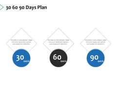 30 60 90 Days Plan Ppt PowerPoint Presentation Inspiration Pictures