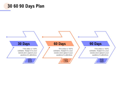 30 60 90 Days Plan Ppt PowerPoint Presentation Outline Slides