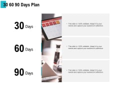 30 60 90 Days Plan Ppt PowerPoint Presentation Pictures Outline