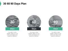 30 60 90 Days Plan Ppt PowerPoint Presentation Portfolio Good
