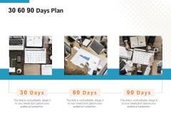 30 60 90 Days Plan Ppt PowerPoint Presentation Professional Objects