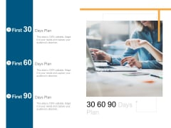 30 60 90 Days Plan Strategy Ppt PowerPoint Presentation File Show