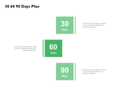 30 60 90 Days Plan Strategy Ppt PowerPoint Presentation Professional Slide Download
