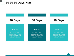 30 60 90 Days Plan Timeline Ppt PowerPoint Presentation Infographic Template Templates