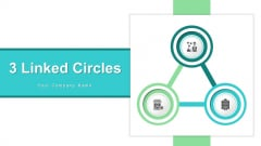 3 Linked Circles Awareness Decision Ppt PowerPoint Presentation Complete Deck With Slides