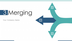 3 Merging Service Strategy Ppt PowerPoint Presentation Complete Deck