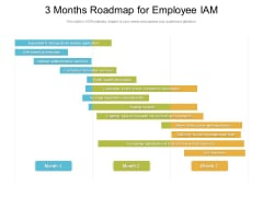 3 Months Roadmap For Employee IAM Structure