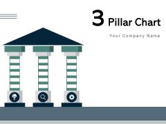 3 Pillar Chart Business Products Organization Ppt PowerPoint Presentation Complete Deck