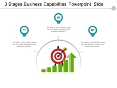 3 Stages Business Capabilities PowerPoint Slide Ppt PowerPoint Presentation File Layouts PDF