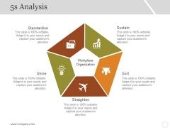 5S Analysis Ppt PowerPoint Presentation Model Sample