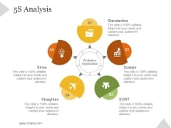 5S Analysis Ppt PowerPoint Presentation Samples