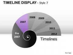5 10 Year Forecast Planning PowerPoint Slides And Ppt Diagram Templates