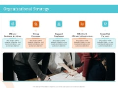 5 Pillars Business Long Term Plan Organizational Strategy Ppt Icon Inspiration PDF