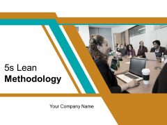 5s Lean Methodology Plan Business Ppt PowerPoint Presentation Complete Deck