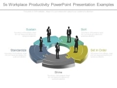 5s Workplace Productivity Powerpoint Presentation Examples