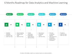6 Months Roadmap For Data Analytics And Machine Learning Rules