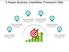 6 Stages Business Capabilities PowerPoint Slide Ppt PowerPoint Presentation Icon Model PDF