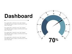 70 Dashboard Business Management Ppt PowerPoint Presentation Model Portfolio