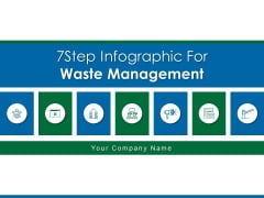 7 Step Infographic For Waste Management Ppt PowerPoint Presentation Complete Deck