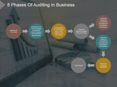8 Phases Of Auditing In Business Ppt PowerPoint Presentation Inspiration