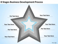 8 Stages Business Development Process Ppt Plan For PowerPoint Templates