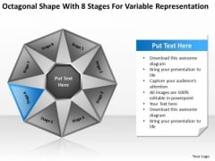 8 Stages For Variable Representation Ppt Simple Business Plan Template Free PowerPoint Slides