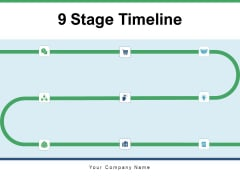 9 Stage Timeline Project Corporate Ppt PowerPoint Presentation Complete Deck