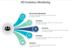 AD Inventory Monitoring Ppt PowerPoint Presentation Gallery Diagrams Cpb