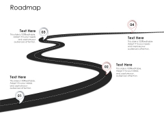AIM Principles For Data Storage Roadmap Ppt Pictures Influencers PDF