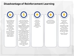 AI High Tech PowerPoint Templates Disadvantage Of Reinforcement Learning Themes PDF