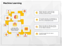 AI High Tech PowerPoint Templates Machine Learning Ppt Portfolio Portrait PDF