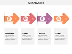 AI Innovation Ppt PowerPoint Presentation Infographics Visual Aids Cpb