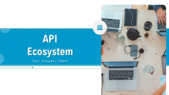 API Ecosystem Ppt PowerPoint Presentation Complete With Slides