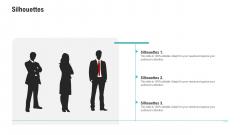 API Ecosystem Silhouettes Icons PDF