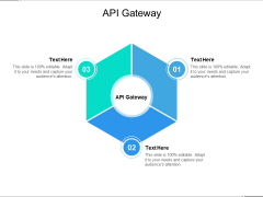 API Gateway Ppt PowerPoint Presentation Outline Ideas Cpb